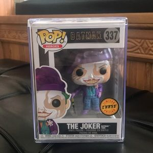 The Joker Funko Pop! Limited Chase Edition NWT